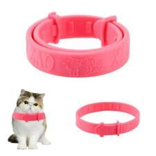 Adjustable Pet Cat Collar Anti Mosquito Protection Anti Flea Tick Mite Repellent