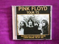 Pink Floyd Live  1972