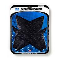 Stompgrip Yamaha YZF-R1 YZF-R1M 2015-2018 Tank Pads Traction Black Stomp Grip