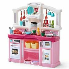 Step2 488399 Fun with Friends Kids Play Kitchen - Pink