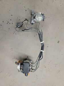 1998-2001 HONDA PRELUDE ABS ANTI-BRAKE SYSTEM PUMP ASSEMBLY EVERYTHING SHOWN