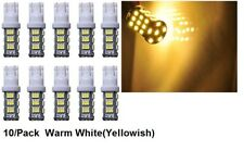 "10X 12V Dc for Malibu and other landscape lighting with T10 base ""Warm white""-Hq"