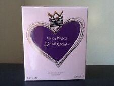 Vera Wang Princess By Vera Wang 3.3 / 3.4 oz EDT SP NIB Sealed Perfume For Women