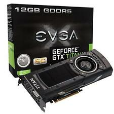 EVGA GeForce GTX TITAN X (12288 MB) (12G-P4-2992-KR) Graphics Card