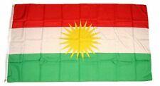 Flagge / Fahne Kurdistan Hissflagge 90 x 150 cm