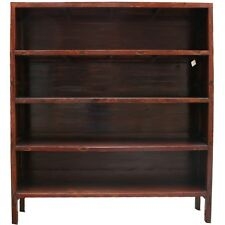 Original  Antique Chinese Book Case/Display Cabinet (28-038)