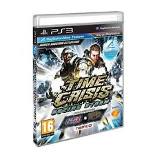Time Crisis: Razing Storm (Sony PlayStation 3, 2010) - European Version