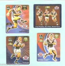 2008  RUGBY LEAGUE  TAZOS  -  SYDNEY ROOSTERS