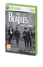 The Beatles Rock Band ROCKBAND Xbox 360 Game UK PAL New & Sealed OFFICIAL SEAL