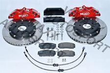 20 SB330 02X V-MAXX BIG BRAKE KIT fit SUBARU Impreza 2.0 Sti ATT PCD 5X100 01>05