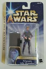 STAR WARS LUKE SKYWALKER 2004 ACT FIGURE #11 THE RETURN OF THE JEDI JABBA PALACE