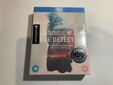 True Detective: The Complete First and Second Season BluRay