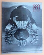 Magazine d'entreprise ESSO PANORAMA n°48 Mai 1967 Pétrole Oil Industry Revue