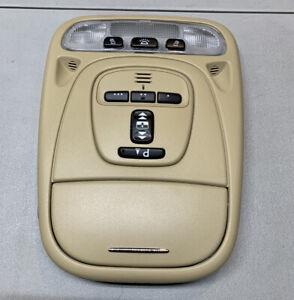 Jaguar S-Type Overhead Console Interior Dome Light Map Lamp OEM