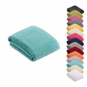 Vossen Duschtuch Badetuch Handtuch Handtücher Gästetuch Gästetücher Scala Serie