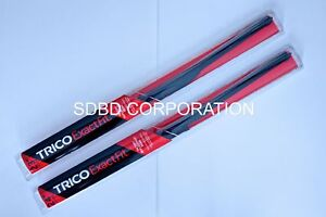 2006-2009 BMW 550i Trico Exact Fit Beam Style Wiper Blades