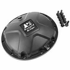 Rugged Ridge YJ TJ XJ Boulder Rear Dana 35 Differential Cover FOR Jeep 84-06