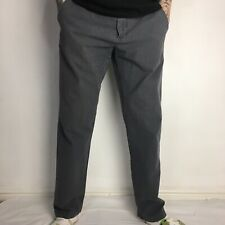 Vintage Tommy Hilfiger Custom Fit Striped Chino Trousers Men's W36 L31
