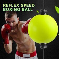 Boxing Ball Reflex Speed Reaction Training Equipment Supplies 2.8m Elastic Rope