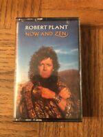 Robert Plant Now And Zen Cassette