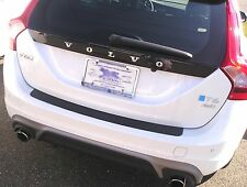 REAR BUMPER SURFACE PROTECTOR COVER  FITS 2015 2017 15 17  VOLVO V60 V 60 WAGON