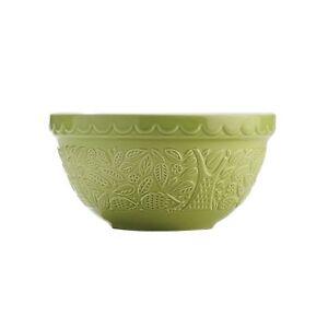 Mason Cash 21cm Green Hedgehog Mixing Baking Bowl  [7852K]