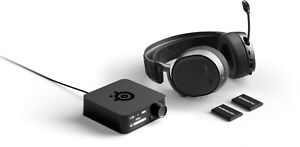 NB SteelSeries Arctis Pro Wireless Gaming Headset for PC/PS4/PS5 Lossless + BT