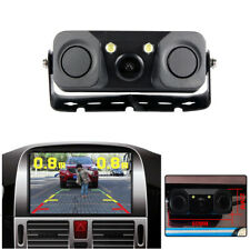 3 in 1 Car Reversing Kit Video Rear Smart View Camera With Parking Sensor Ma1956