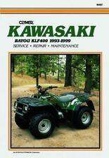 Kawasaki KLF400 93 - 99  Bayou Workshop Manual