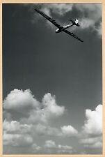Photo Planeur allemand 1939 - Allemagne Nazie - III ème Reich -