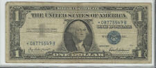 ***STAR NOTE*** 1957  $1 SILVER CERTIFICATE~~G-VG