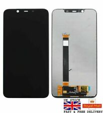 LCD Screen and Digitizer Assembly Black for Nokia 8.1 / X7 2018 Ta- 1119 UK
