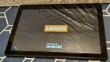 "Lenovo ZA470006US TB-X104F 10.1"" HD Touchscreen Android Oreo Slate Black Used"