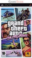GRAND THEFT AUTO (GTA) VICE CITY STORIES - PLAYSTATION PSP BRAND NEW