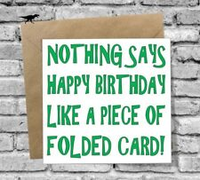 DINOSAURCARDS GREETINGS CARD HAPPY BIRTHDAY FUNNY HUMOUR RUDE COMEDY BEST FRIEND