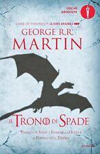 9788804666943 Mondadori Libri George R. Martin - il Trono di Spade. Libro terzo