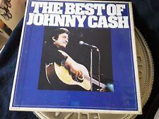 The Best Of Johnny Cash Readers Digest 6 Disc Vinyl Box Set