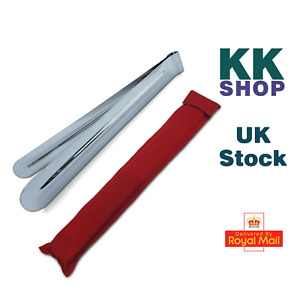 All Purpose Stainless Steel Food Tongs for BBQ, Frying and Cooking