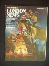 Illustrated October News & Current Affairs Magazines