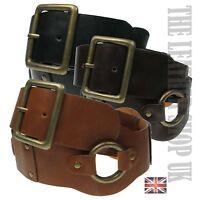 Ladies UK Womens Cheap Fashion Stylish High Quality Design PU Leather Belt wm12