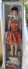 Party Print 16 in. Liu Liu Asian Fashion Doll, Tonner 2014, Antoinette Body