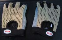Bell Comfort Mesh Cycling Fingerless Gloves Small/Medium #110269