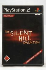 The Silent Hill Collection (Sony PlayStation 2) PS2 Spiel in OVP - GUT