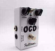 Fulltone OCD Guitar Pedal Obsessive Compulsive Overdrive Distortion Stompbox