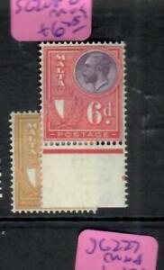 MALTA (P0208B)     P&R   SG 201- 202      MOG