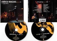 "ENRICO MACIAS ""A l'Olympia - Live 2003"" (2 CD) 2003"
