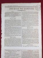 Seville 1809 Guerre Spagna Cordova Angers Gaboreau Maine e Loire Empire