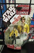 Hasbro Star Wars 30 77-07 A NEW HOPE Luke Skywalker 3.75 Action Figure Brand NEW