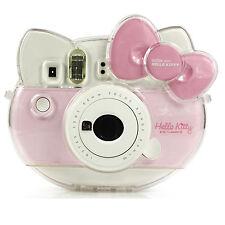 Clear Camera Case For Fujifilm Instant Camera Instax Mini Hello Kitty Polaroid