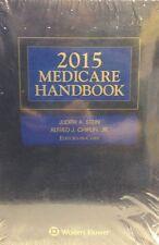 Medicare Handbook, 2015 Edition (Stein) New Paperback Wolters Kluwer!